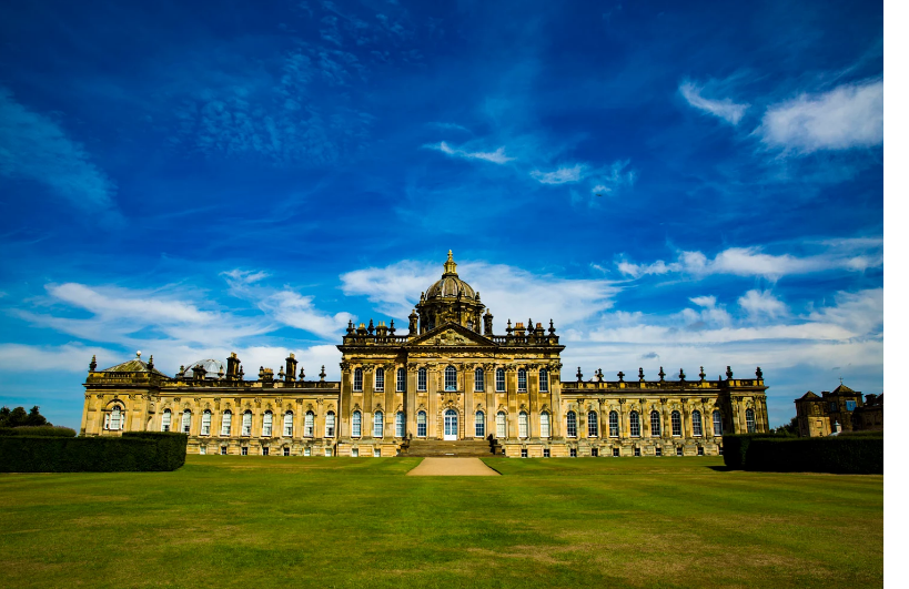 Castle Howard, Yorkshire | Famous Castles in the World