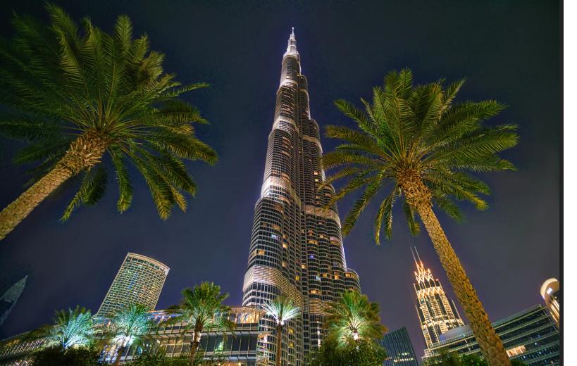 Khalifa Burj
