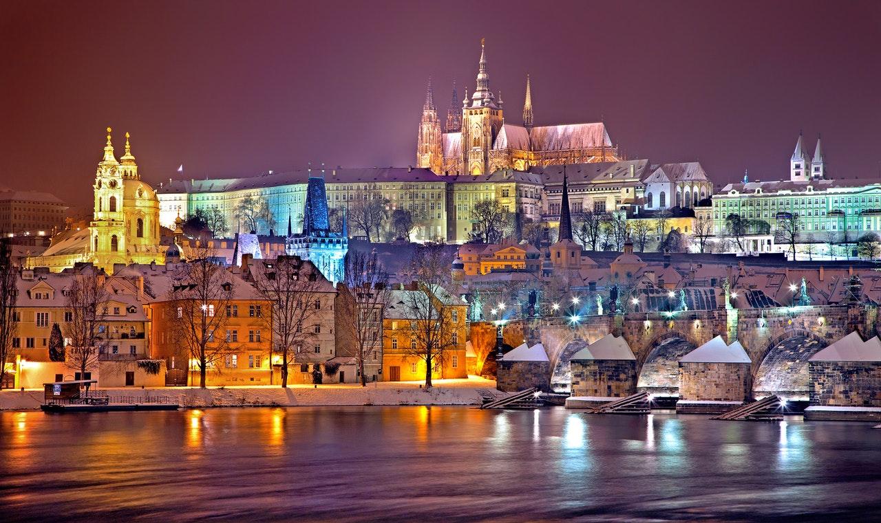 Prague Castle, Czech Republic | Famous Castles in the World